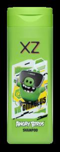XZ Angry Birds Shampoo